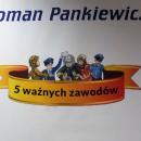 5 ważnych zawodów-spotkanie z Romanem Pankiewiczem