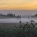 Człuchów - z pocztówek i mgły...wymyślony